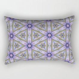 Purps Rectangular Pillow