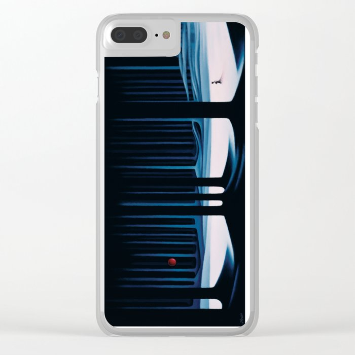 Coronation Clear iPhone Case