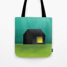 Simple Housing   House in a lowland Tote Bag