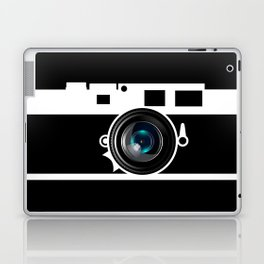 Camera Lens Laptop & iPad Skin