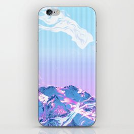 Spring is coming iPhone Skin
