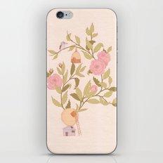 RoseBird iPhone & iPod Skin