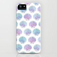 iridescent shells pattern Slim Case iPhone (5, 5s)