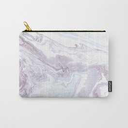 Faded Marbling Carry-All Pouch