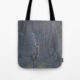 Sunken Forrest Pan Tote Bag