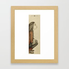 Joana Fraga Framed Art Print