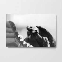 Business time. Metal Print