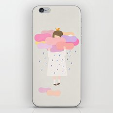 The sweet clouds iPhone & iPod Skin