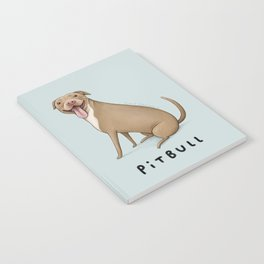 Pitbull Notebook
