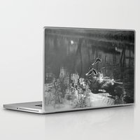 ducks Laptop & iPad Skins featuring Ducks by Rose Etiennette