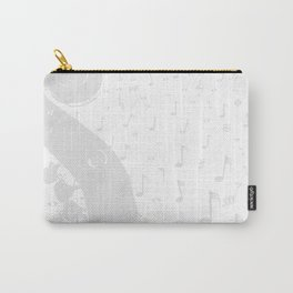 Classical Music Background Carry-All Pouch
