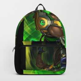 over lucio watch Backpack