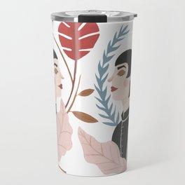 Dual Travel Mug
