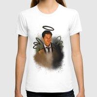 supernatural T-shirts featuring Castiel - Supernatural by KanaHyde