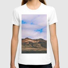 Sky Above Me Earth Below Me T-shirt