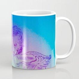 Heavenly apparition  Angel Music Coffee Mug