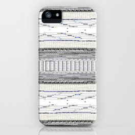 E_nois iPhone Case
