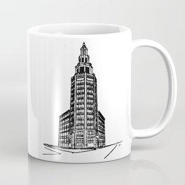 the Electric Tower Coffee Mug
