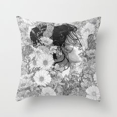 I'm Lost Throw Pillow