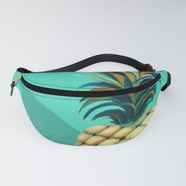 Pineapple watercolor  Fanny Pack