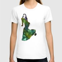 dress T-shirts featuring Favorite Dress by Stevyn Llewellyn
