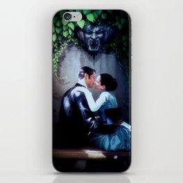 Love never dies iPhone Skin