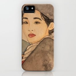 Hmong Traditional Clothes iPhone Case