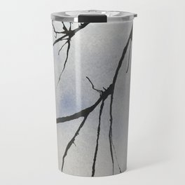 Barren Branches Travel Mug
