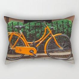 Brooklyn Heights Ride Rectangular Pillow