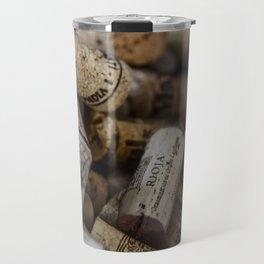 Wine Cork No. 3 Travel Mug