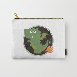 Farting Dragon Carry-All Pouch