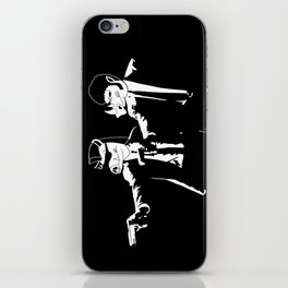 Mutant Fiction iPhone Skin