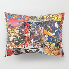 Classic Japanese Toho Posters Pillow Sham