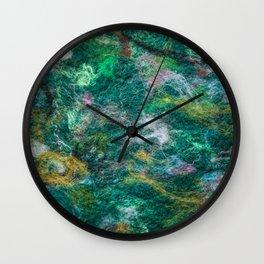 Felt Aurora Wall Clock