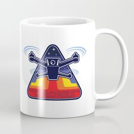 X-Wing Drones Coffee Mug