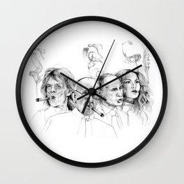 Kuba Wall Clock