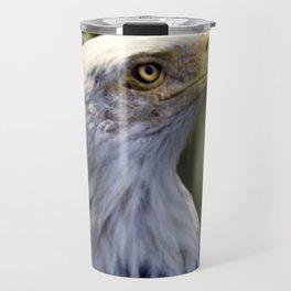 Proud Bald Eagle Travel Mug