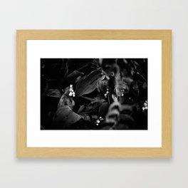 Rainy Day Mood Framed Art Print