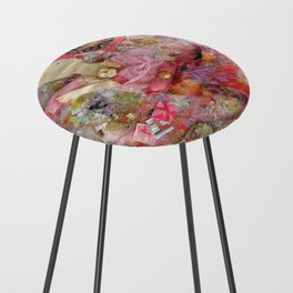 Dancing Girl Counter Stool