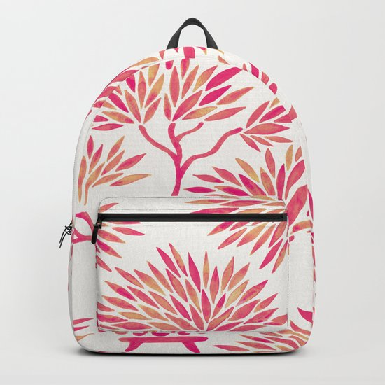 Bonsai Tree – Pink Palette Backpack