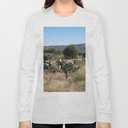 Bed of Cactus Long Sleeve T-shirt