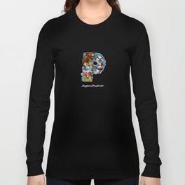 Pot Holder/Pan Handler Long Sleeve T-shirt