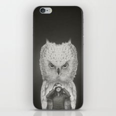 I am Your Guardian iPhone & iPod Skin