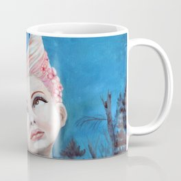 Her Dilemma Coffee Mug