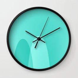 MINT MINIMALISM Wall Clock