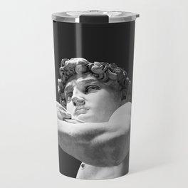 David minimalist Travel Mug