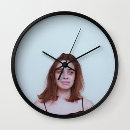 Please don't cry Wall Clock