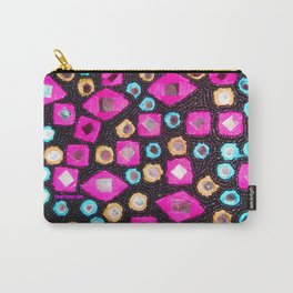 Pink beaded jewels for the fashionista's! Carry-All Pouch