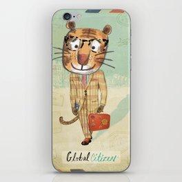 Global Citizen iPhone Skin