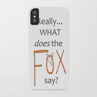 philosophy iPhone & iPod Cases featuring Deep philosophy by elisabethfryd